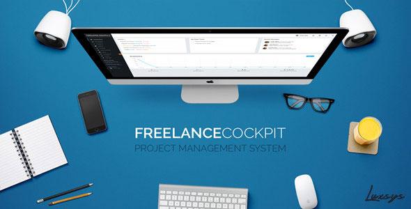 Freelance Cockpit 2 - Project Management