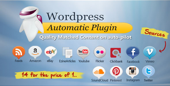 Wordpress Automatic Plugin v3.21.0
