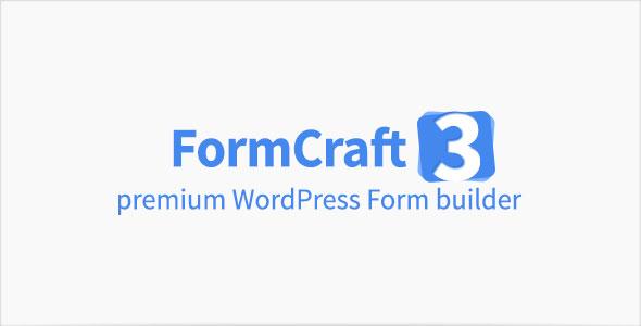 FormCraft - Premium WordPress Form Builder v3.2.11