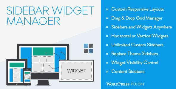 Sidebar & Widget Manager for WordPress v3.1.6