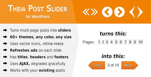 Theia Post Slider for WordPress v1.9.7