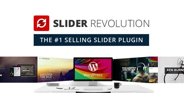Slider Revolution Responsive WordPress Plugin v5.1.4