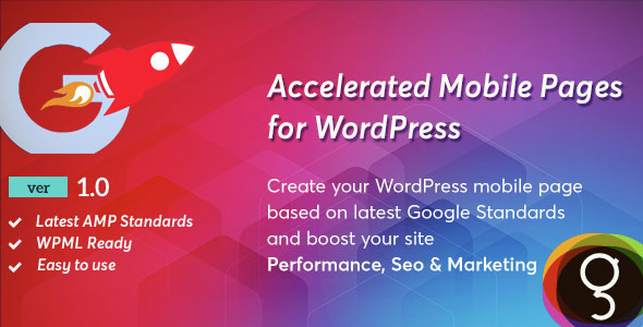 Accelerated Mobile Pages ( AMP ) for WordPress