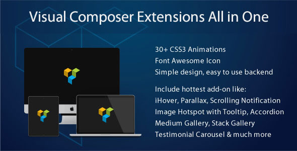 Visual Composer Extensions All In One v3.4.7