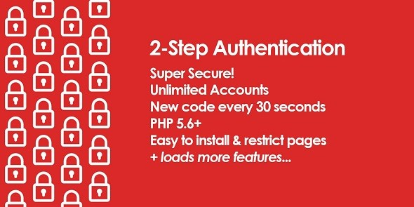 Download – 2-Step Authentication PHP Script