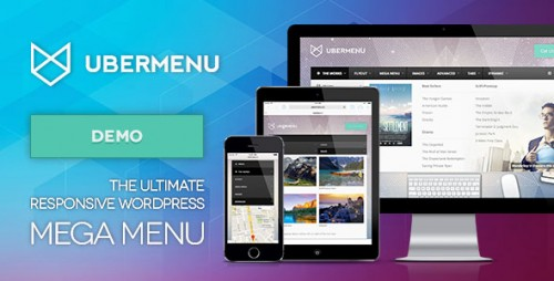 Nulled UberMenu v3.3 – WordPress Mega Menu Plugin