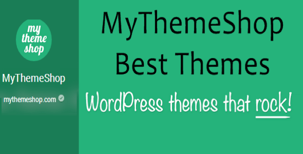 Download – MyThemeShop All Premium WordPress Themes Pack