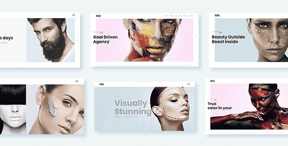 Adios v2.1 – Creative & Portfolio WordPress Theme for Artist