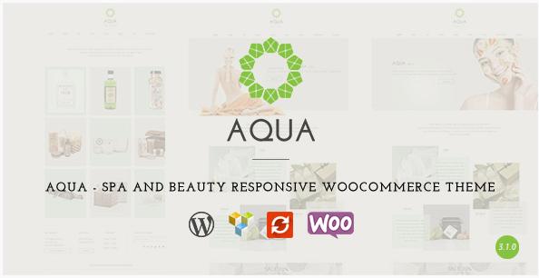 Aqua v3.1.0 – Spa & Beauty WooCommerce WordPress Theme