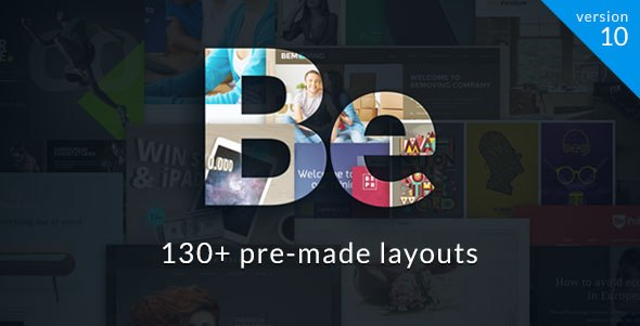 BeTheme v10.7 – Responsive Multi-Purpose WordPress Theme