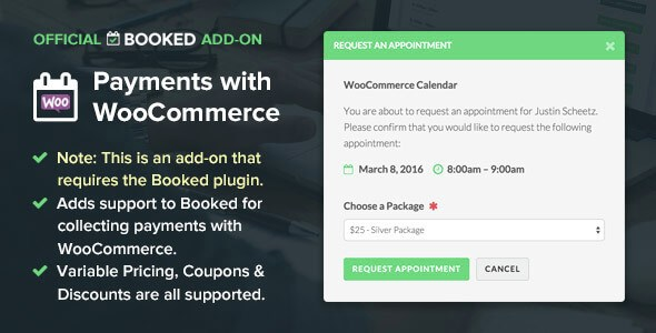 Booked v1.7.12 – Appointment Booking for WordPress Plugin