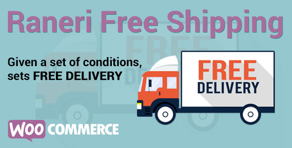 Conditional Free Shipping v1.48 – WooCommerce WordPress Plugin