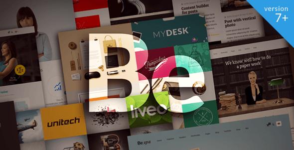 Download – BeTheme v7.8 Responsive Multi-Purpose WordPress Theme