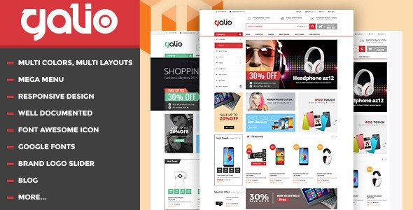 Download – Galio – Mega Shop Responsive HTML Template