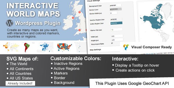 Download – Interactive World Maps v1.7.6 WordPress Plugin