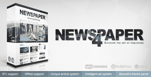 Download – Newspaper v4.6.3 Responsive WordPress News/Magazine