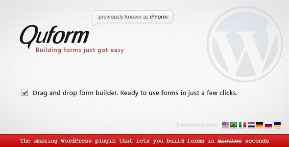 Download – Quform v1.7.6 – WordPress Form Builder Plugin
