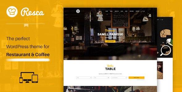 Download – Resca v1.1.1 – WordPress Restaurant Theme
