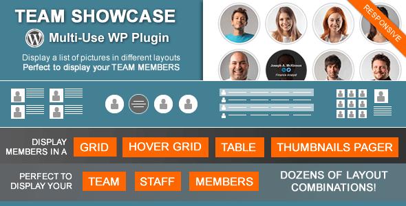 Download – Team Showcase v1.6.2 – WordPress Plugin