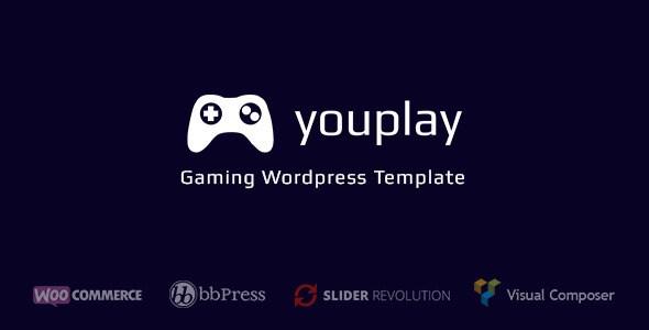 Download – Youplay – Gaming WordPress Template