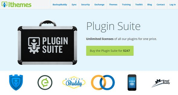 Download – ithemes Plugin Suite – All WordPress Plugins Pack