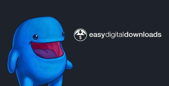 Easy Digital Downloads – 9 Extensions WordPress Plugin