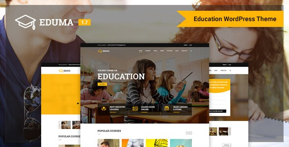 Download – Eduma v1.4 – Education WordPress Theme