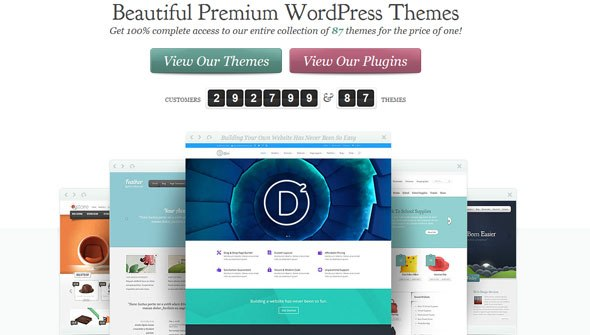 Elegantthemes Themes & Plugins Pack – October 2015 Update