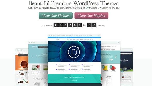 Elegantthemes Themes & Plugins Pack – October 2015 Update