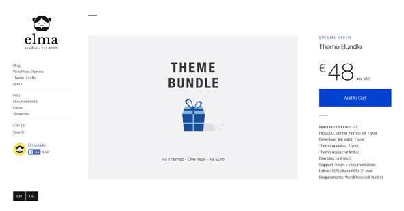 Download – ElmaSudio – 26 Themes Bundle + Updates