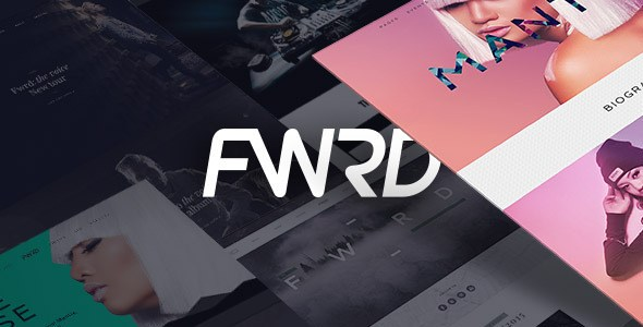 Download – FWRD – Music Band & Musician WordPress Theme