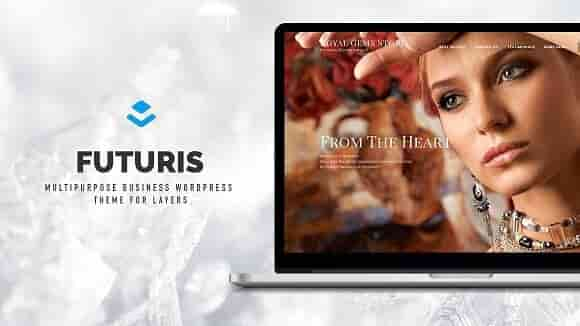 Futuris v1.0 – Responsive Multipurpose Layers WordPress Theme