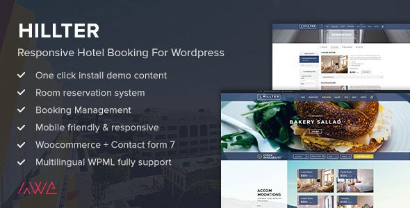 Download – Hillter – Responsive Hotel Booking for WordPress