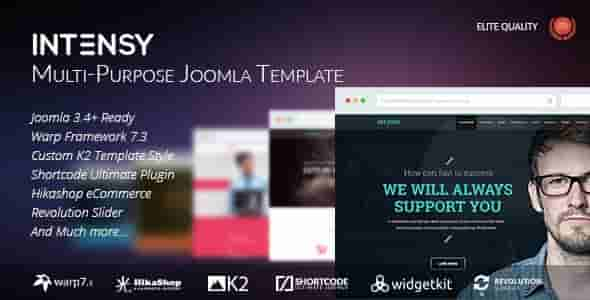 Download – Intensy – Multipurpose Joomla Template