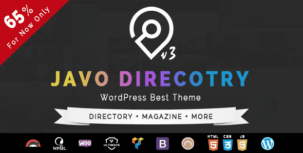 Javo Directory v3.3.2 – Best Directory & Listings WordPress…