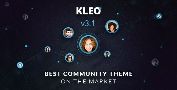 KLEO v3.1.3 – Next level Premium WordPress Theme