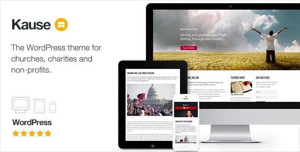 Download – Kause v1.40 – Multi Purpose WordPress Theme