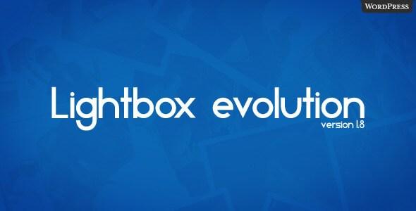Lightbox Evolution v1.8.1 – Premium WordPress Plugin