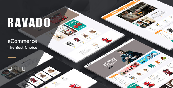 RAVADO V1.0 - COFFEE SHOP OPENCART THEME
