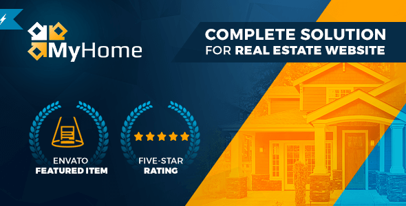 MyHome v2.1.17 – Responsive Real Estate WordPress Theme