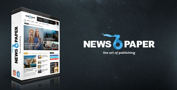 Newspaper v6.6 – Responsive WordPress News/Magazine Theme