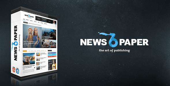 Newspaper v6.6.4 – Responsive News/Magazine WP Theme