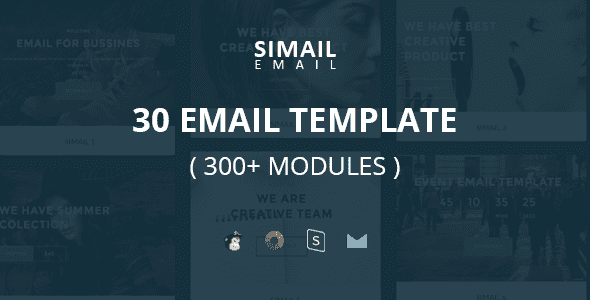 SIMAIL - 30 EMAIL…