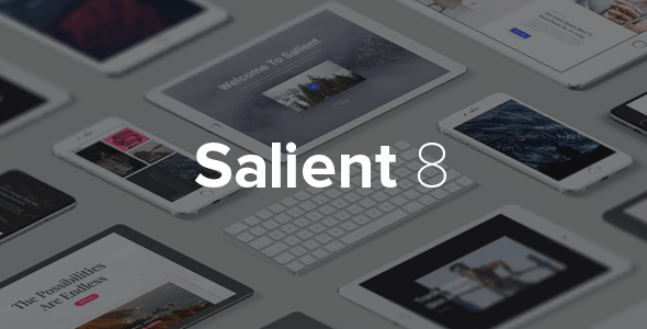 Salient v8.0.15 – Responsive Multi-Purpose WordPress Theme