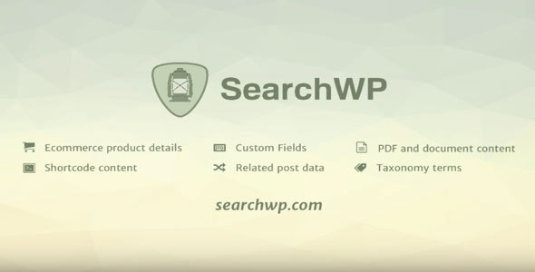 Download – SearchWP v2.7.2 – Premium WordPress Plugin