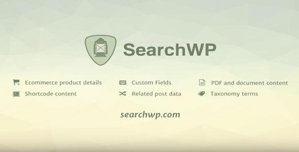Download – SearchWP v2.7.2 – Premium WordPress Plugin