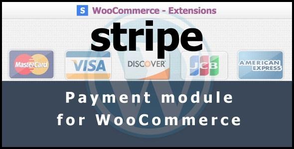 Stripe Payment Gateway for WooCommerce v3.1.2 Plugin