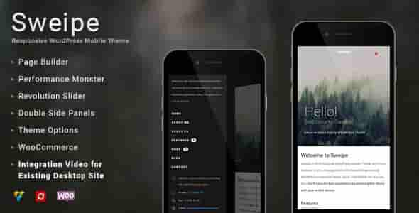 Download – Sweipe – Responsive WordPress Mobile Theme