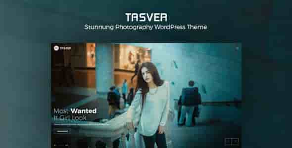Tasver v2.0 – Photography & Magazine WordPress Theme