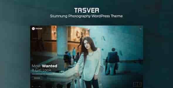 Tasver v2.0 – Photography & Magazine WordPress Theme